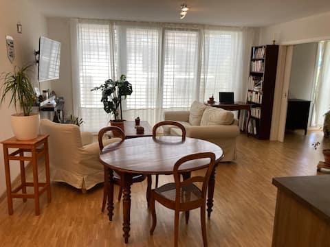 Zeer mooi modern en gezellig appartement
