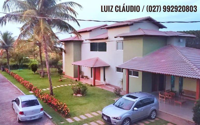 Casa 6 suítes - Cond. Residencial Lagoa da Praia