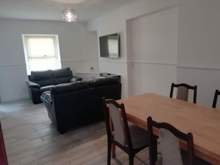 Haverfordwest terraced home