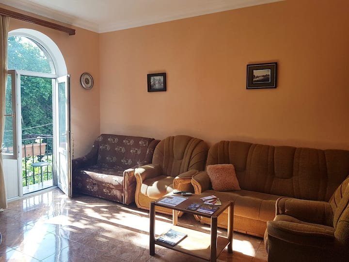 Bright and lovely flat right on Tigran Mets!