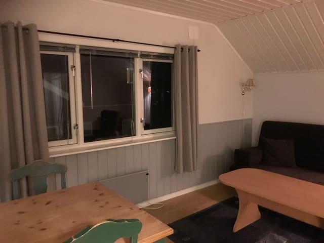 Sentralt til severdigheter og Tromsø sentrum