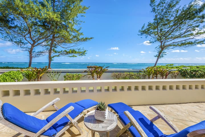 """Heavenly Beach Home"", Beautiful Ocean, Sunrise Views, Near Town. TVNC5057"