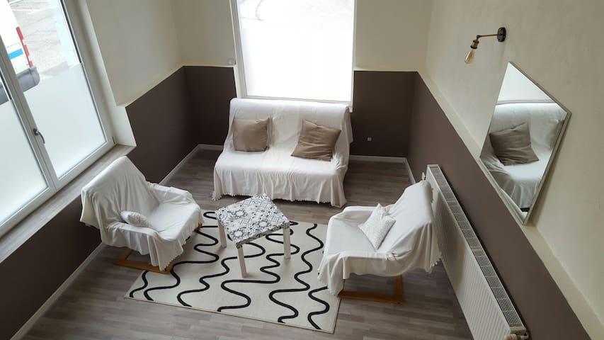 Charmant loft proche centre ville - Colmar - Haus