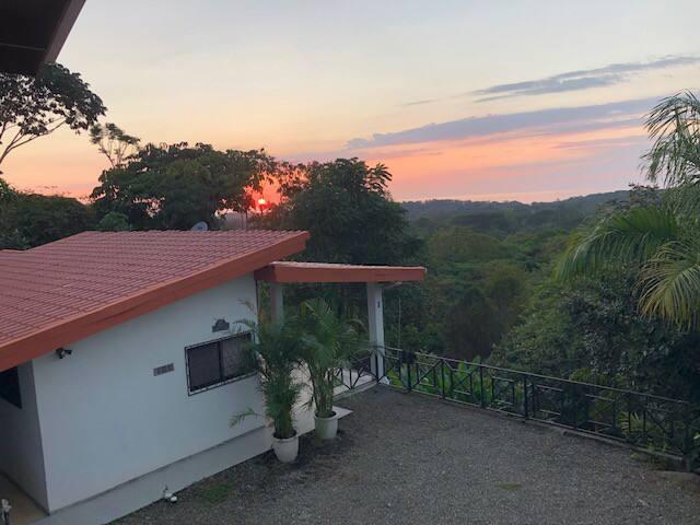 Villas Lambeau 1 - Uvita CR    /    Ocean View