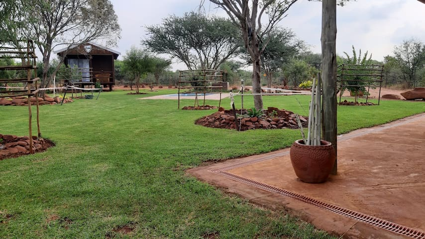 Ukuthanda Game Lodge - a feeling not a destination
