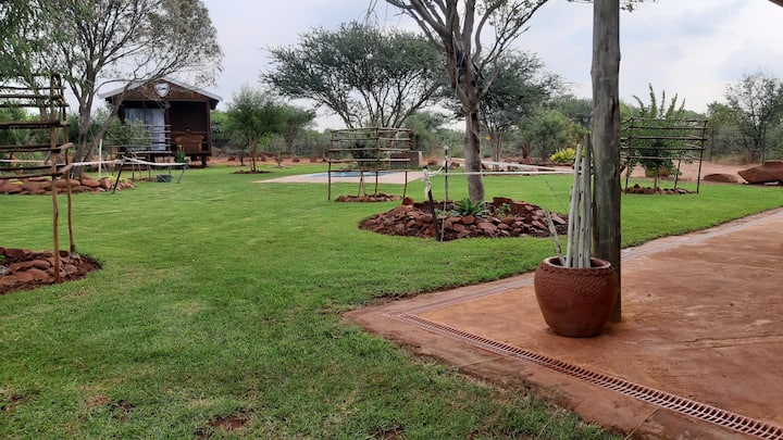 Ukuthanda Game Lodge - To Love