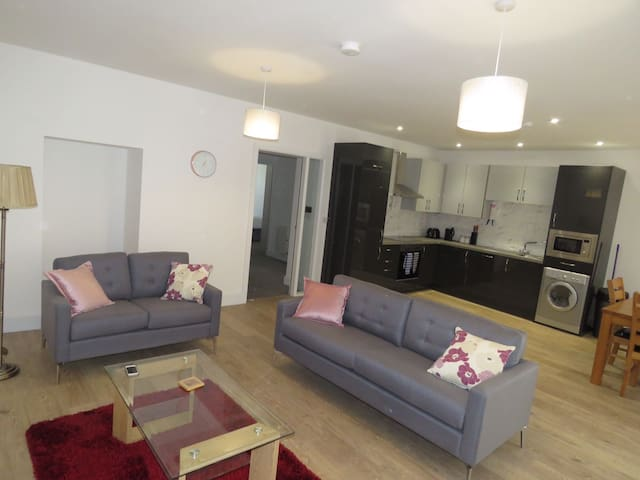 Cozy 2 bedroom Apartment in City centre - Cork - Townhouse