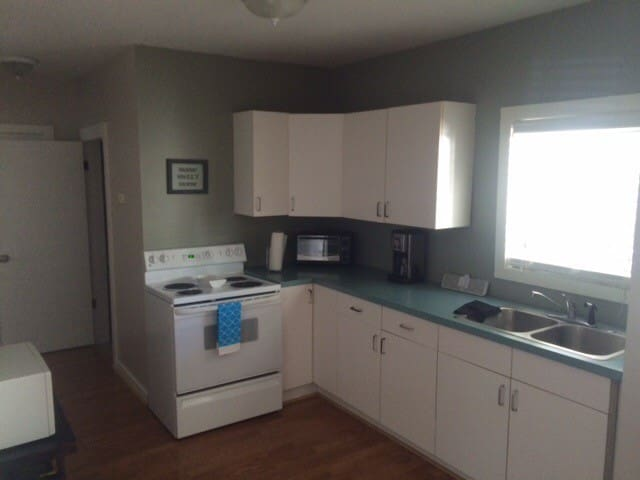Downtown 1 bedroom. Sleeps 4 - Elk Rapids - Appartement