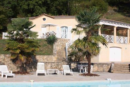 Agréable maison de vacances au coeur du Périgord - Daglan - 独立屋