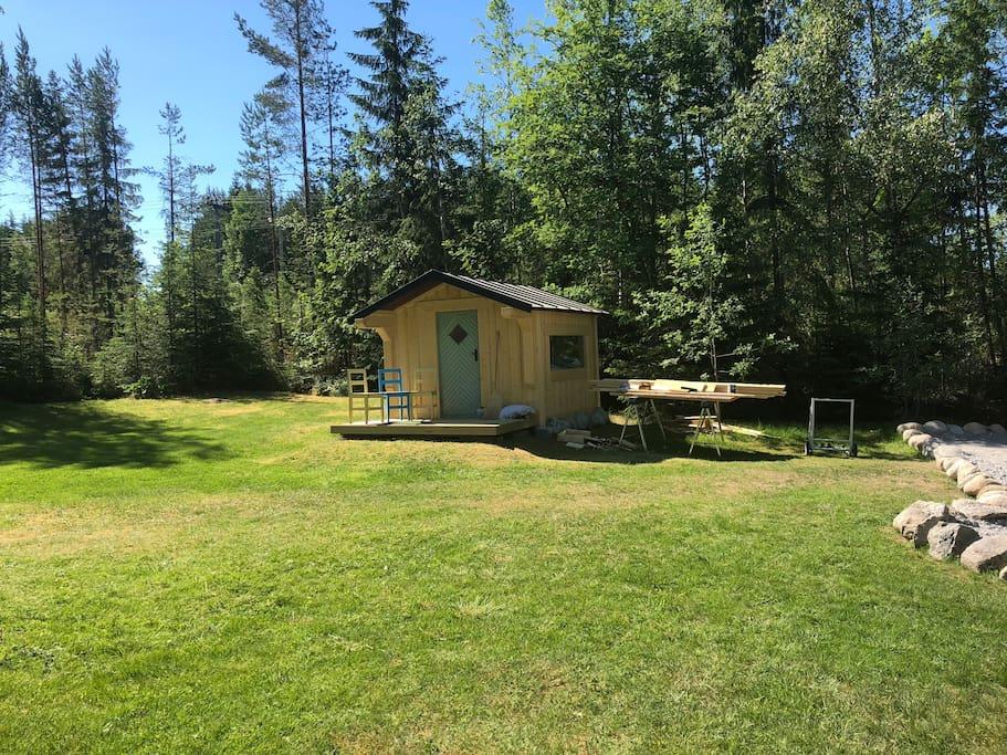 Cabin 2 (Sleeps 2)