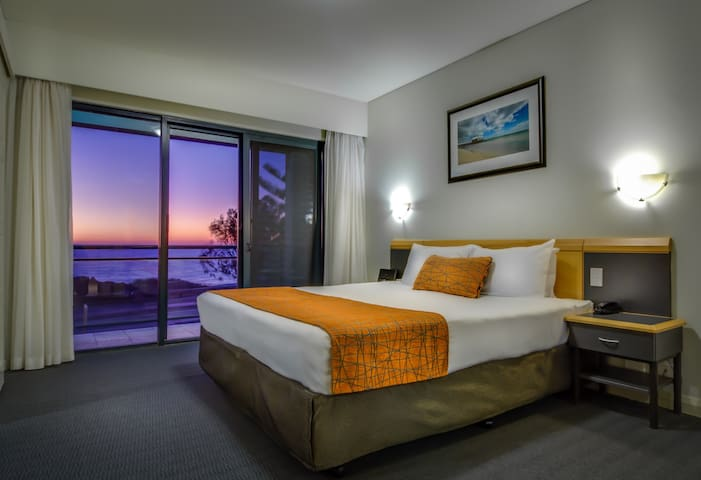 Oceanview 1 bed Spa Apt at Quality Resort Sorrento