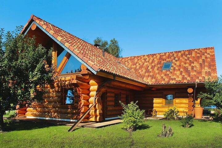 4 star holiday home in Bellin