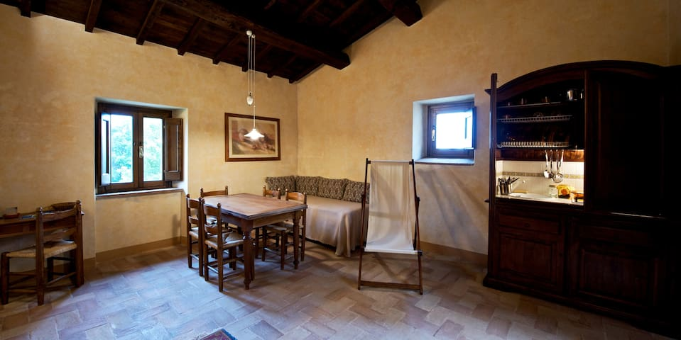 Borgo La Torre, Appartamento su due livelli - Foligno