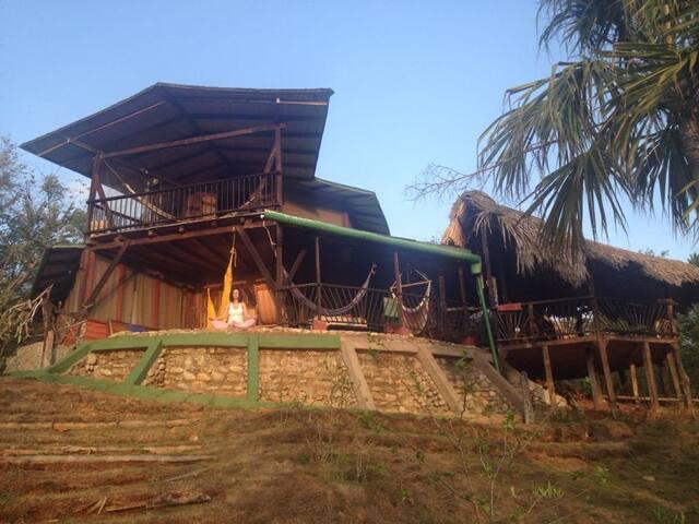 Kalachi Maloka de artista - Palomino - Cottage