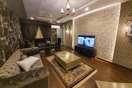 Luxury private room in F10 heart of Islamabad.