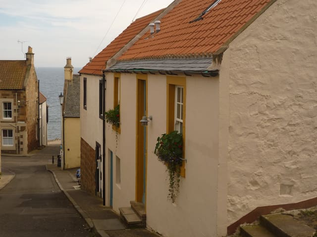 Cellardyke Cottage - Cellardyke - Talo