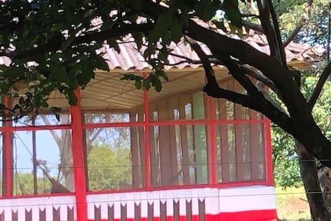 Hacienda Las Tapias.