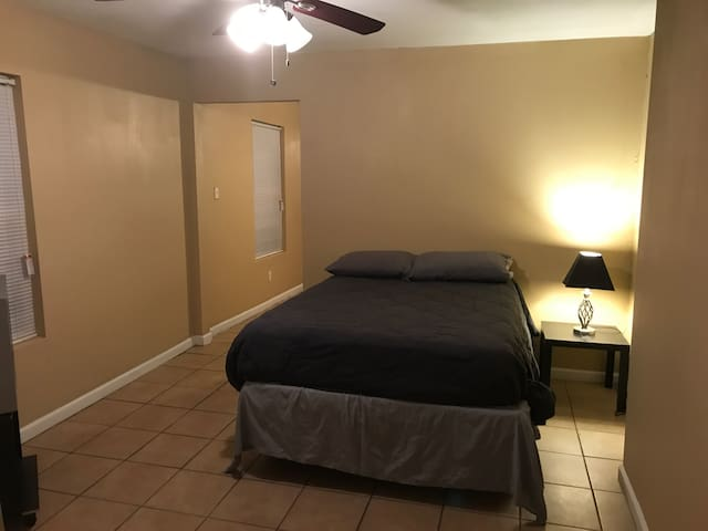 Cozy room minutes from French Quarter