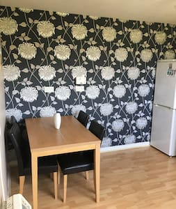 Light airy 3 bedroomed house in brae