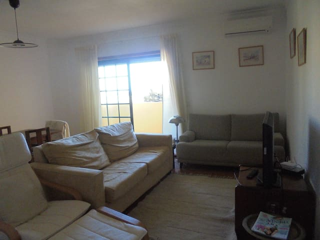 Apartment 3 bedrooms near Ria Formosa Natural Park - Olhão - Lägenhet