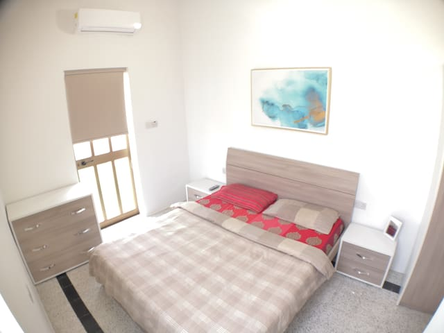 Double bedroom, En-suite, Private terrace!