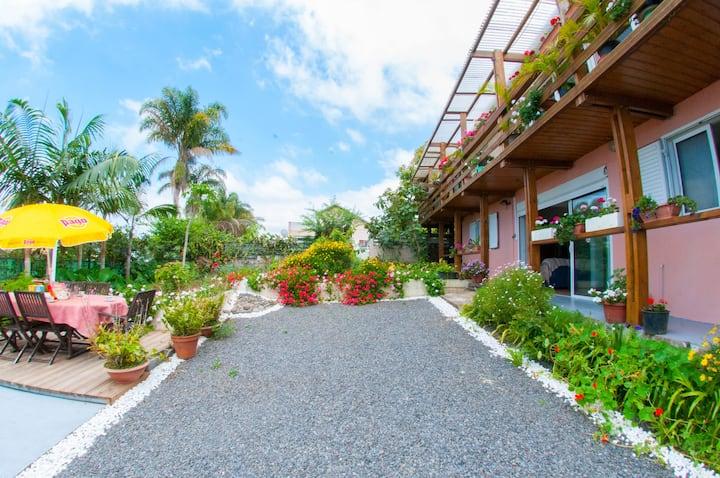 Les Jardins de Lé Ô - Gîte à La Réunion