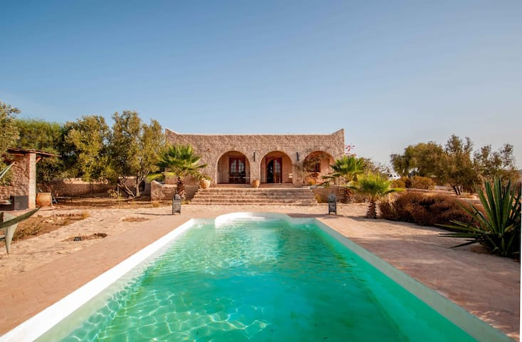 Nice Villa in the close countryside of ESSAOUIRA