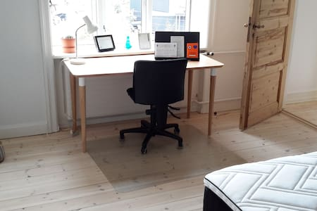 Beautiful apartment close to the water. - København - Apartment