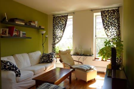 Cool apartment in Upper Manhattan - New York