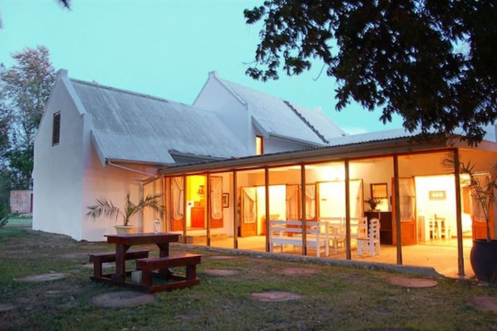 Self Catering Guest Suite 1