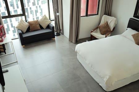 Cozy, Convenient and Modern Studio - Petaling Jaya