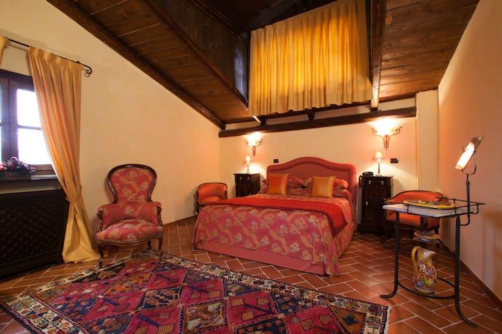 Suite Moscato, La Maragliana, Monferrato, Unesco