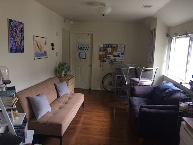 Bright and Cozy 3-Bedroom Kerrytown Apartment - Ann Arbor - Appartement