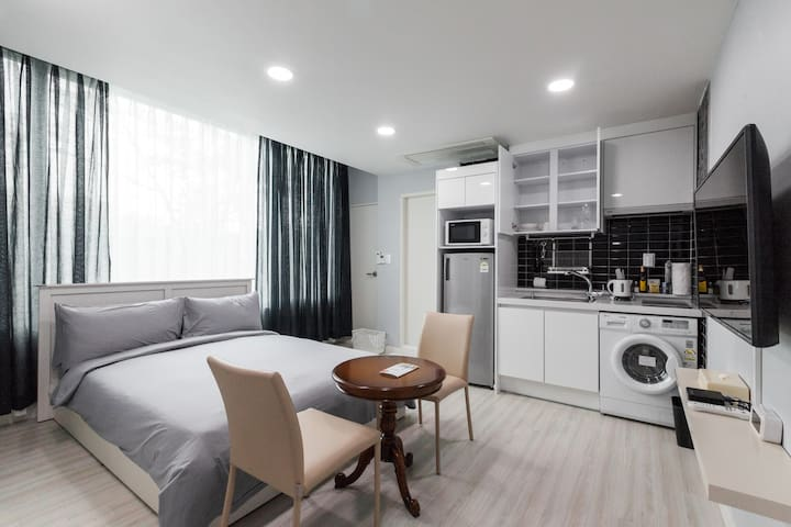 Moonhouse#4 *Near Hongdae* - Mapo-gu - Appartement