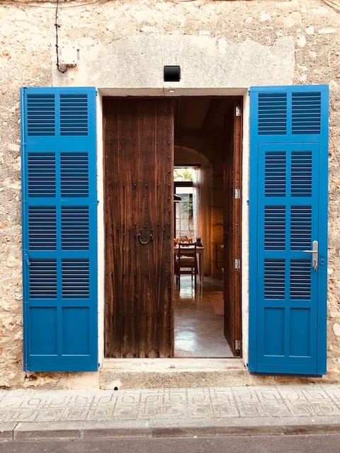 Charming Mallorcan house, completely renovated