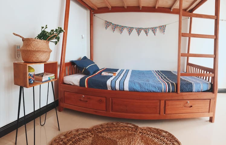Kontum Home Sweet Homestay - Dorm