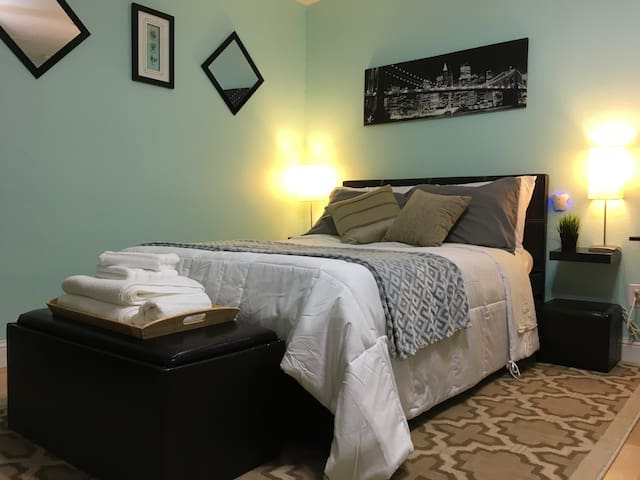 Spacious room- Dallas 20 min - Balch Springs - Casa