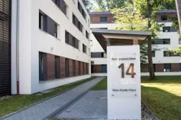 Einzimmerwohnung All-Inklusiv - Studentenwohnheim