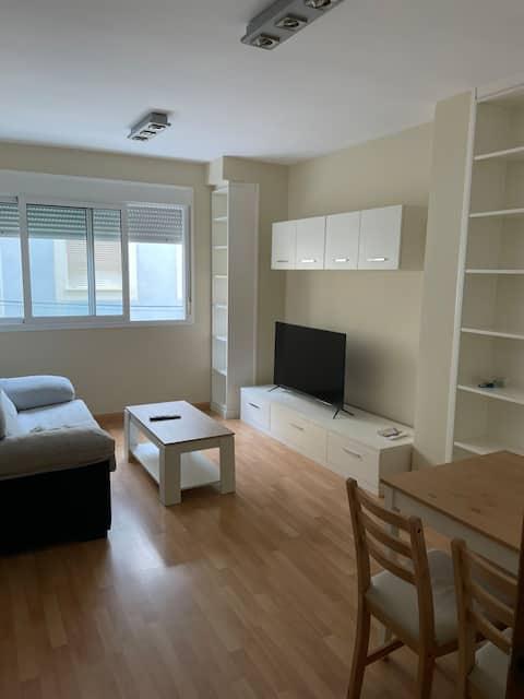 Acogedor apartamento a 30 metros de la playa