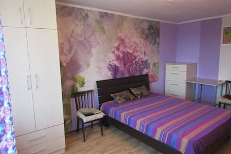 This apartment is centrally located . - 基希訥烏(Chișinău)