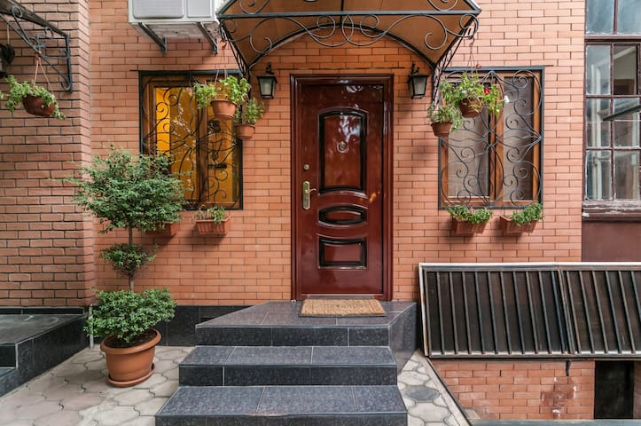 DayRoom apartment 7 Marjanishvili - Tbilisi - Dům