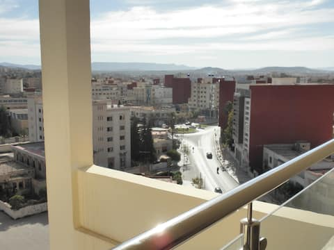 Apartment with amazing view in the centre of Oujda