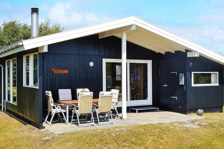 Sunlit Holiday Home in Fanø with Terrace