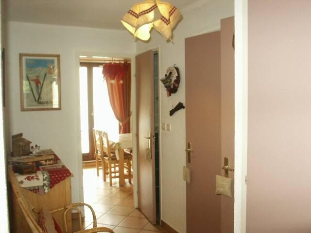 Appartement *** à la montagne au pied du Galibier - Valloire - Flat