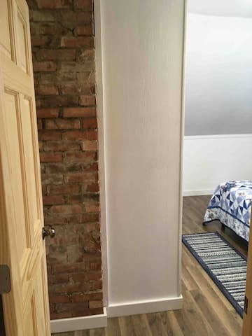 Entering #2 Upstairs bedroom - with Full Size bed