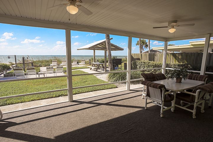 Casa Cay Beach House on Casey Key - 2 Bedroom