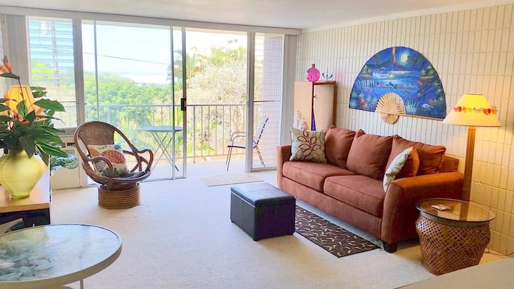 North Shore Oahu - Large 1 BR - Steps to Beach
