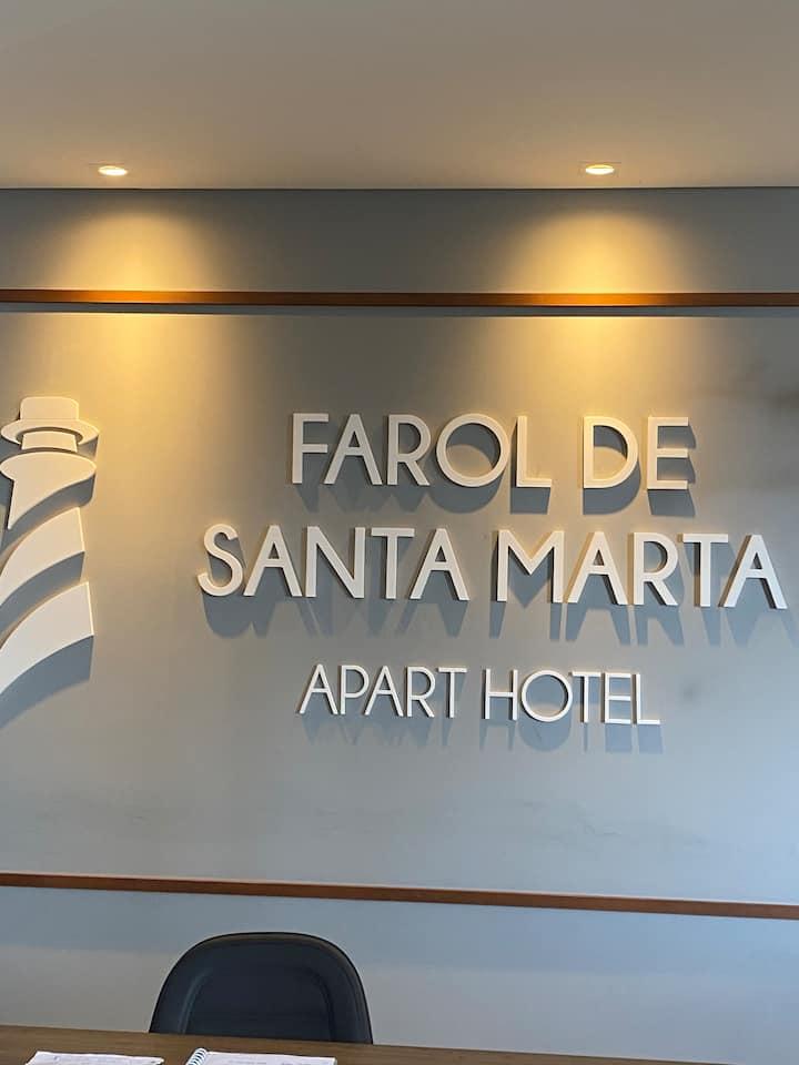 Farol de Santa Marta flat 302