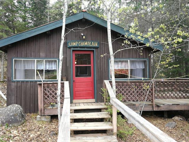 Champlian Cabin
