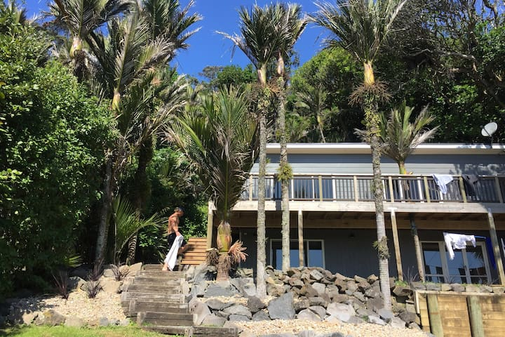 The Nikau house